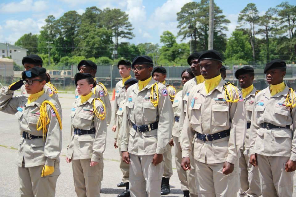 Class 42 Drill Team